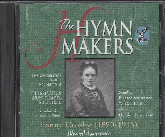 HYMN MAKERS: BLESSED ASSURANCE