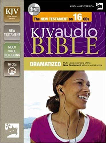KJV AUDIO NT DRAMATIZED