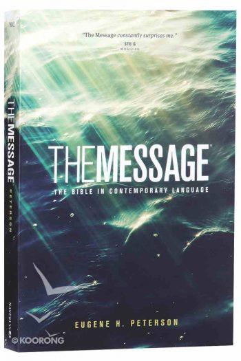 MESSAGE NUMBER PAPERBACK