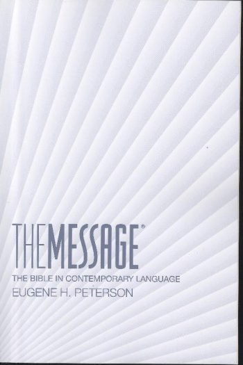 MESSAGE NUMBER PAPERBACK