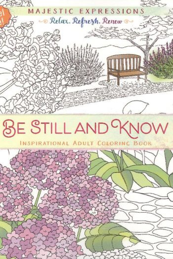ACB TRAVEL SIZE: BE STILL AND KNOW
