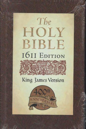 1611 EDITION KJV BIBLE