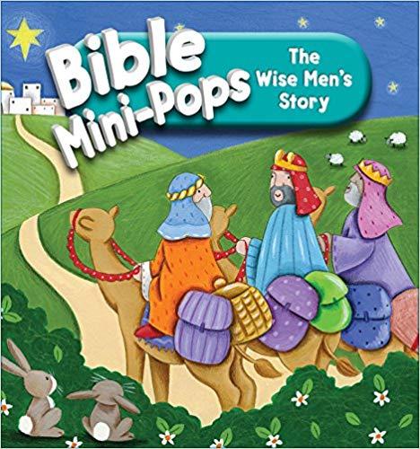 BIBLE MINI POPS:WISE MEN'S STORY, THE