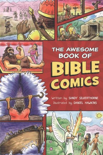 AWESOME BOOK OF BIBLE COMICS, THE