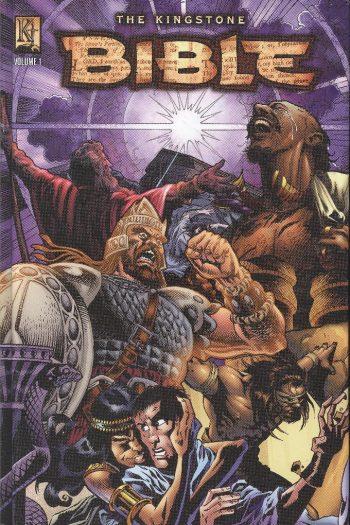 KINGSTONE COMIC BIBLE:#1 GEN – 1 KINGS