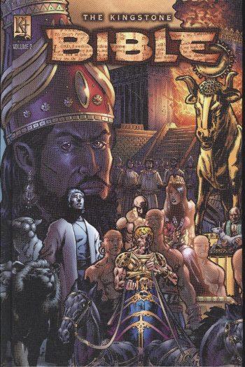 KINGSTONE COMIC BIBLE:#2 2 KINGS-INTER