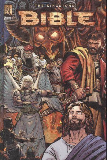 KINGSTONE COMIC BIBLE:#3 MATT-REV