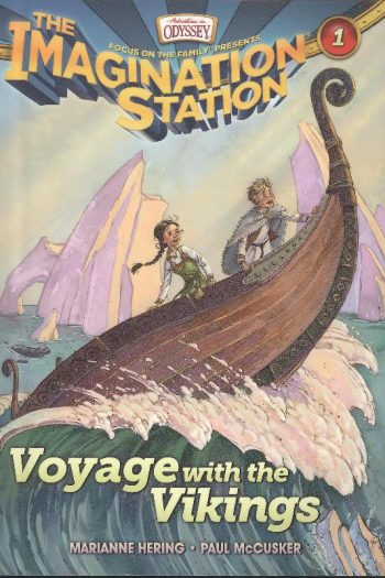 AIOIS #1: VOYAGE WITH THE VIKINGS