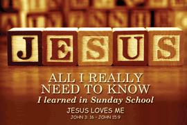 POSTER: JESUS