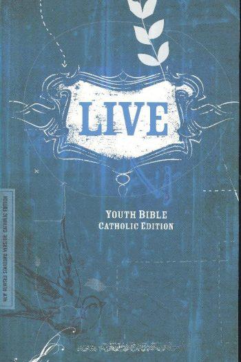 NRSV LIVE YOUTH BIBLE CATHOLIC EDITION