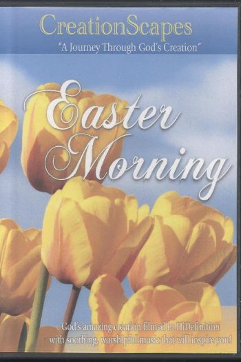 CREATION SCAPES : EASTER MORNING
