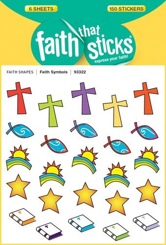 FAITH THAT STICKS:FAITH SHAPES