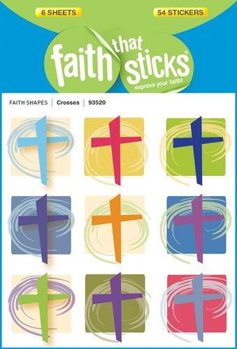 FAITH THAT STICKS:CROSSES