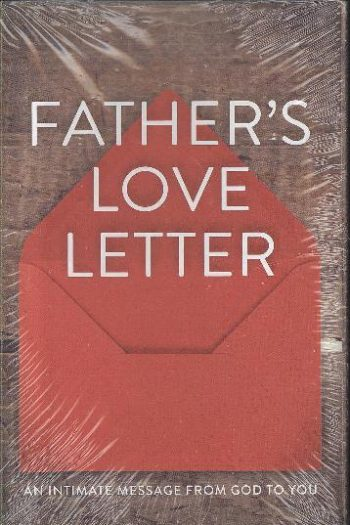 FATHERS LOVE LETTER (PK)