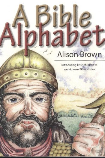 BIBLE ALPHABET ACTIVITY BOOK