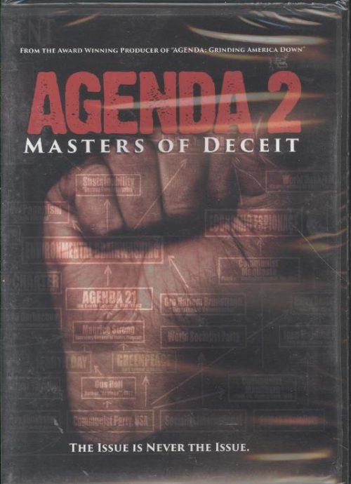 AGENDA 2: MASTERS OF DECEIT-0