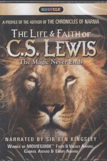 LIFE & FAITH OF C S LEWIS, THE