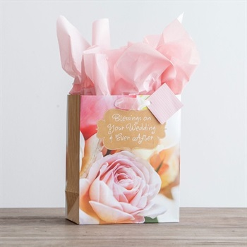 GIFT BAG: WEDDING BLESSINGS MED