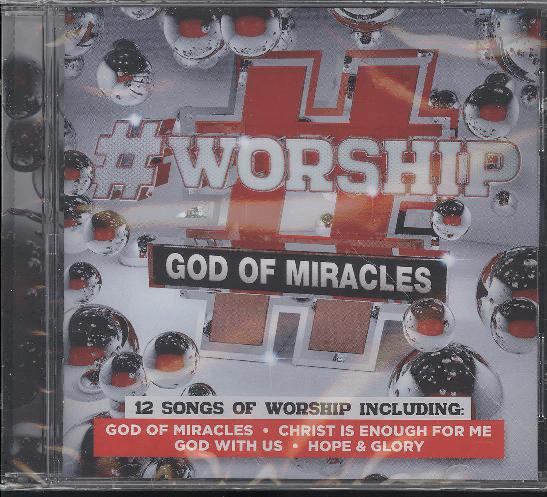 #WORSHIP : GOD OF MIRACLES