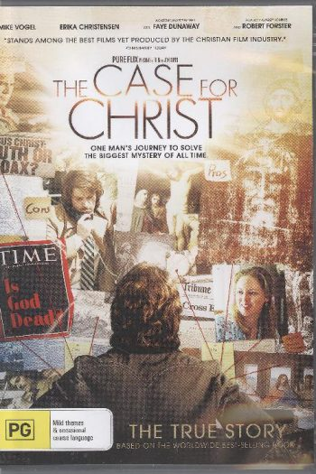 CASE FOR CHRIST, MOVIE