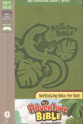 NIRV ADVENTURE EARLY READERS GREEN
