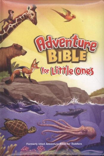 ADVENTURE BIBLE FOR LITTLE ONES H/C