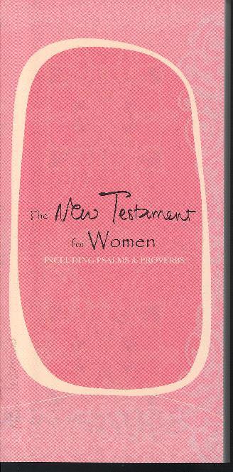 GOOD NEWS WOMENS NEW TEST./PSALMS/PROV.