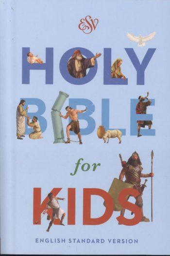 ESV BIBLE FOR KIDS ECONOMY ED