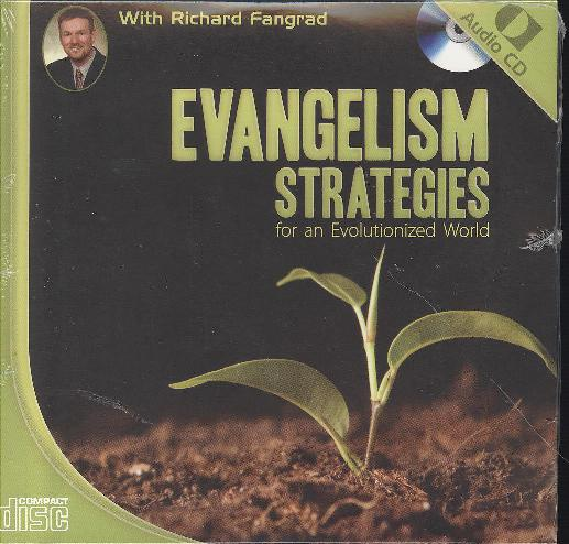 EVANGELISM STRATEGIES FOR AN