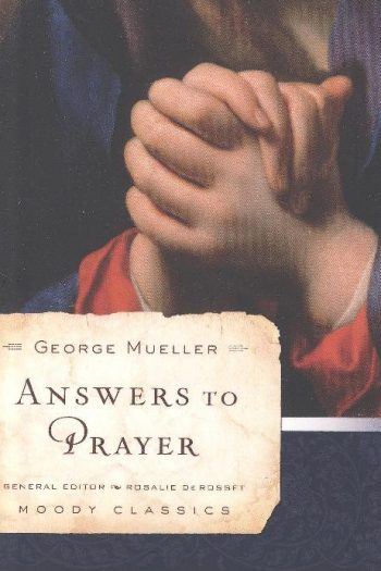 ANSWERS TO PRAYER