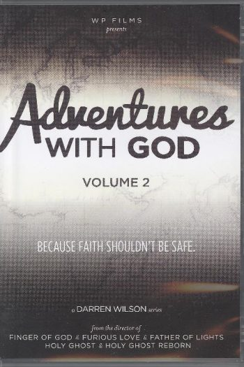 ADVENTURES WITH GOD: VOL 2