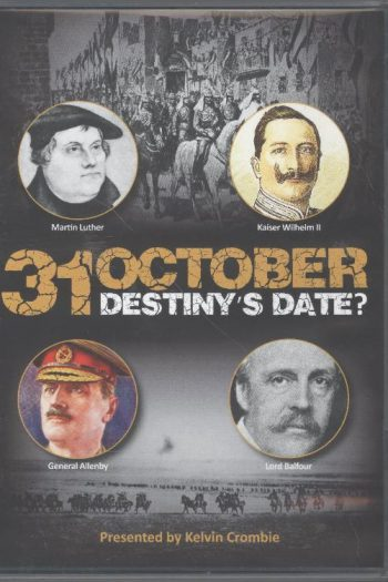 31 OCTOBER: DESTINY'S DATE