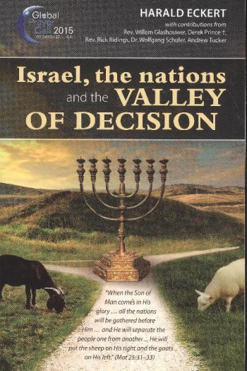 ISRAEL, NATIONS & THE VALLEY OF DECISION