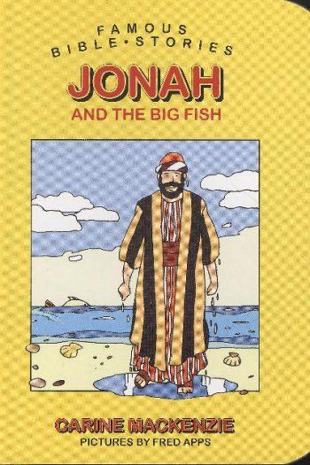 BOARD BOOK: JONAH AND THE BIG FISH