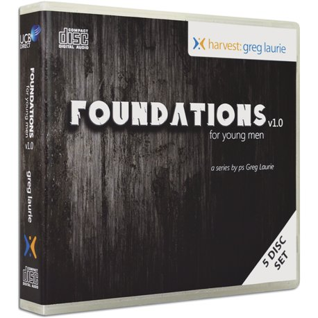 FOUNDATIONS FOR YOUNG MEN AUDIO