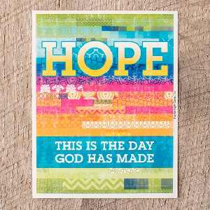 MOVABLE STICKERS: HOPE