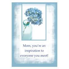 FRIENDSHIP CARD : MOM, YOU'RE AN INSPIRA