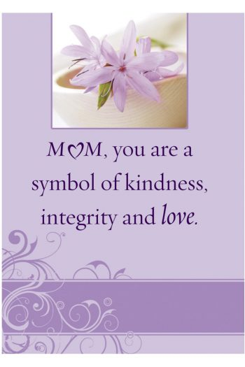 FRIENDSHIP CARD MOTHER'S DAY