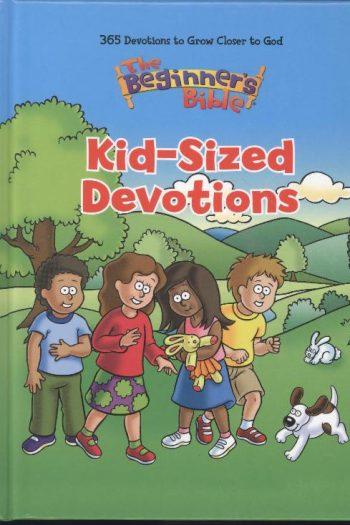 BEGINNERS BIBLE KID-SIZED DEVOS