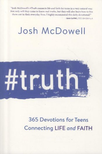 #TRUTH: 365 DEVOTIONS FOR TEENS