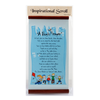 INSPIRATIONAL SCROLL: A BOY'S PRAYER