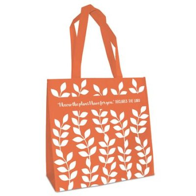 TOTE BAG:I KNOW THE PLANS