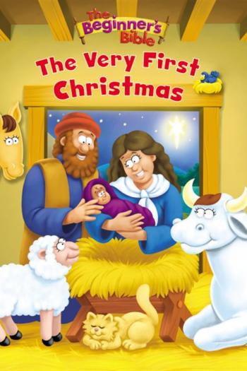 BEGINNER'S BIBLE: VERY FIRST CHRISTMAS
