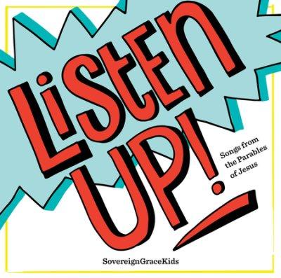 CD LISTEN UP!