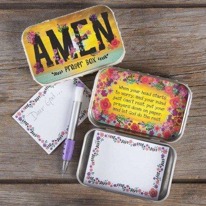 PRAYER BOX : AMEN