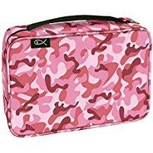 BIBLE COVER: BUBBLEGUM CAMO PINK