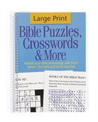 BIBLE PUZZLES, CROSSWORDS & MORE