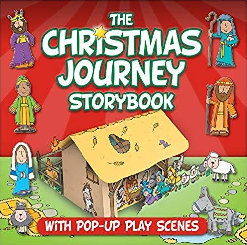 CHRISTMAS JOURNEY STORYBOOK