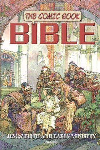 COMIC BOOK BIBLE #3:JESUS' BIRTH