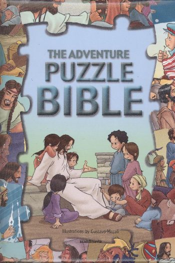 ADVENTURE PUZZLE BIBLE, THE